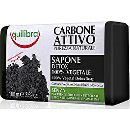 Sapone ACTIVE CHARCOAL 100g